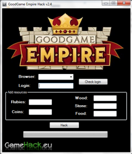 GoodGame Hack Download 2013