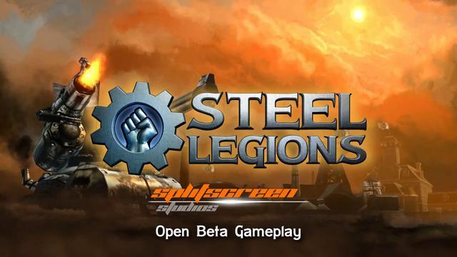 Steel Legions Hack v4.4