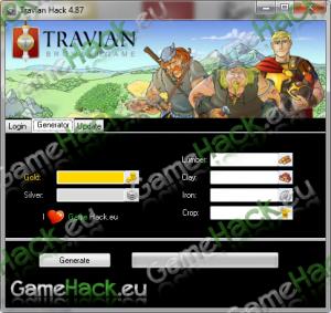 Travian Hack
