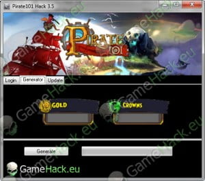 Pirate 101 Hack