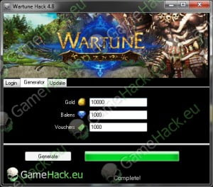 Wartune Hacks
