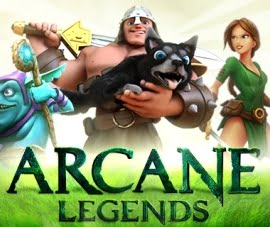 arcane legends hacks