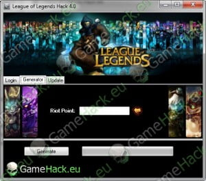 League of Legends Hacks