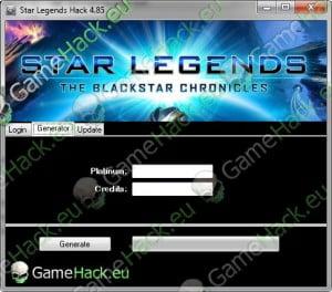 Star Legends Hack