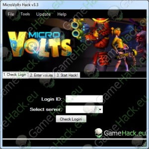 MicroVolts Hack